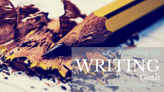 Writing Goals-IWSG