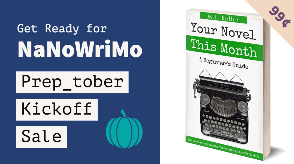 NaNoWriMo guide sale-www.themanuscriptshredder.com