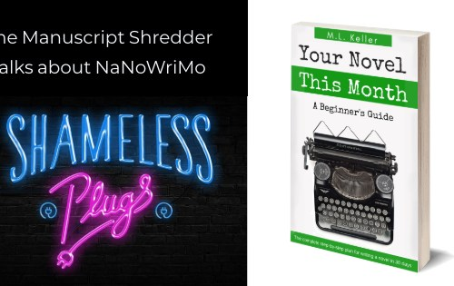 Your Novel, This Month-www.themanuscriptshredder.com