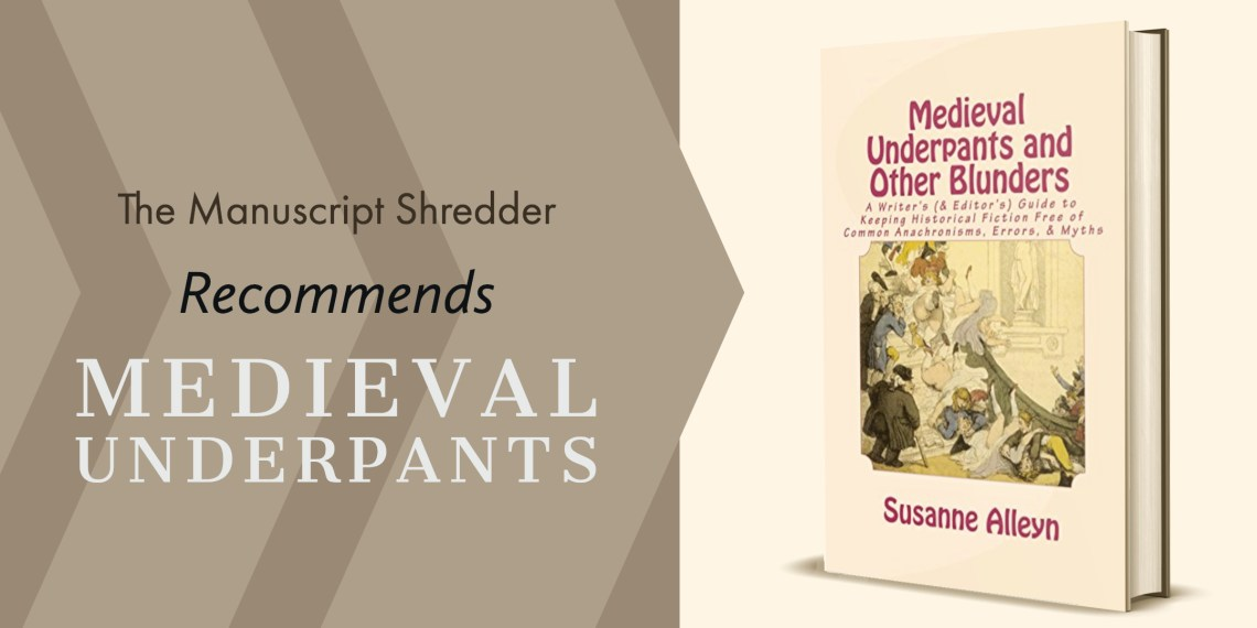 Medieval Underpants Review-www.themanuscriptshredder.com