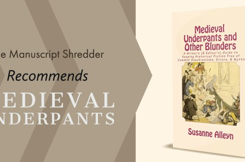 Medieval Underpants Review-www.themanuscriptshredder.com