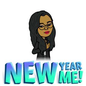 New Year New Me Bitmoji