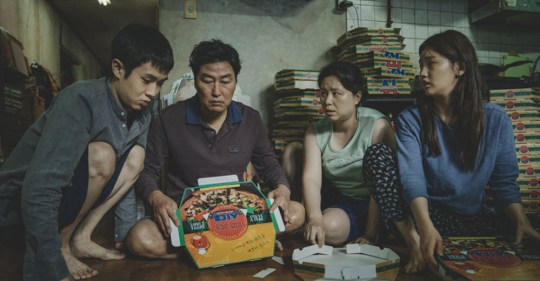 Korean film Parasite