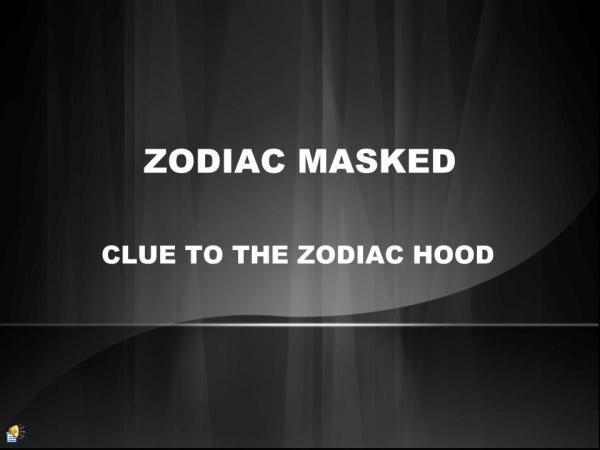 Uncategorized The many faces of the ZODIAC Page 4