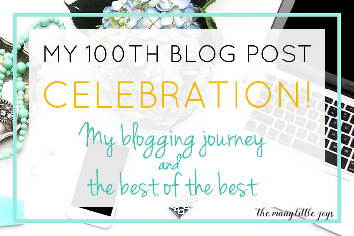 Blogging has been a crazy journey for me. Here is a bit about my journey, and some fun facts about me as a person and about my blog.