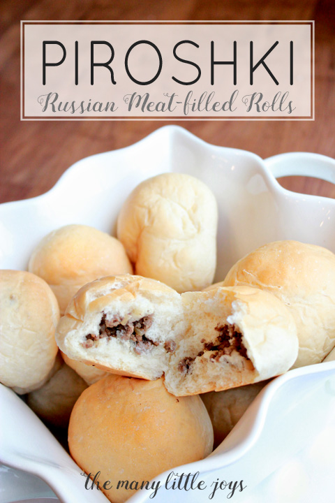 These simple meat-filled rolls are a family favorite and a tradition that has been passed down for generations. A few basic ingredients and a little TLC come together to create comfort food that will remind you of Grandma's cooking.
