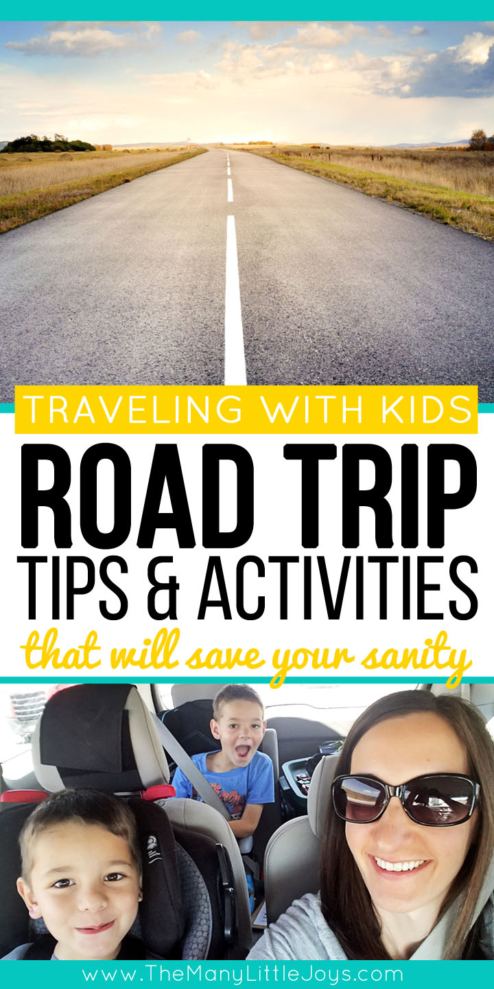 Nervous about taking a family vacation with kids this summer? Traveling with kids really is doable--even fun--when you're prepared with these essential road trip tips and activities.