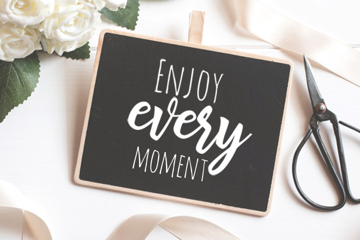 "Have you ever felt overwhelmed by the popular phrase, ""enjoy every moment""? If so, try these mantras instead..."