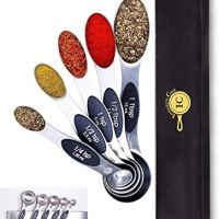 Stackable Magnetic Measuring Spoons