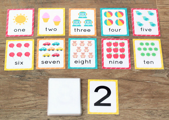 Want to supercharge your child's math skills? Here are 18 creative and fun ways to use number flashcards to practice basic numeracy and math skills--for toddlers, preschoolers and elementary-age kids!
