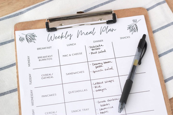 Meal planning is a life-saver, but sometimes it can feel like an overwhelming chore. Here's how I keep things simple and delicious!
