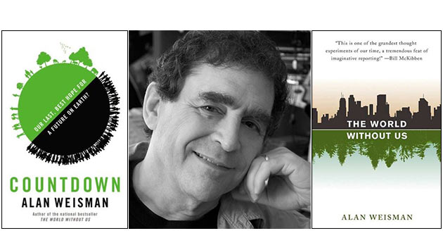 #1407: Alan Weisman, author of Countdown