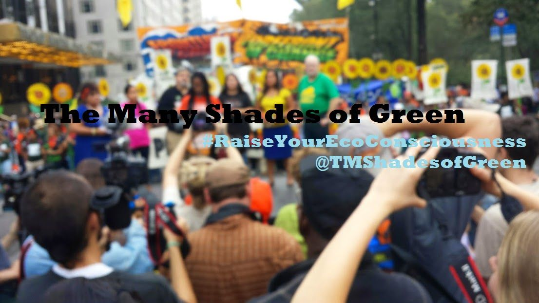 #1445: Sunday, September 21st 2014, The People's Climate March