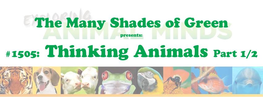 #1505: Thinking Animals part 1/2