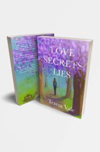 Love Secrets Lies - Book Cover