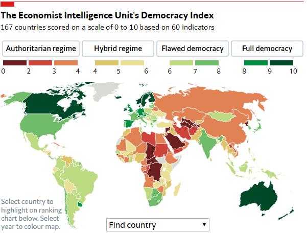 economistdemocracymap2016
