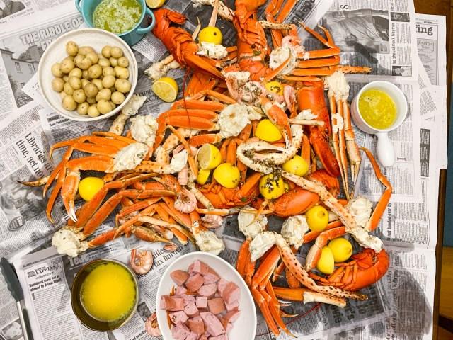 last seafood boil
