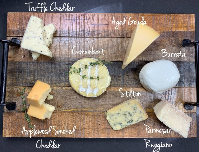 Cheese Board Type
