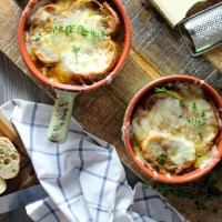 Rachel's French Onion Soup