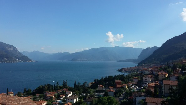 Balcony view of San Siro