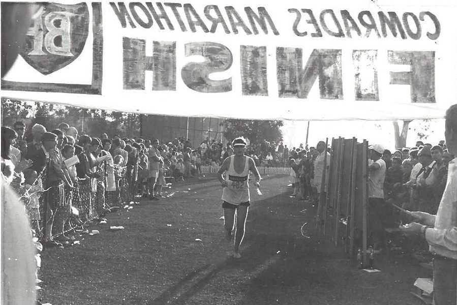 COMRADES FINISH 1968