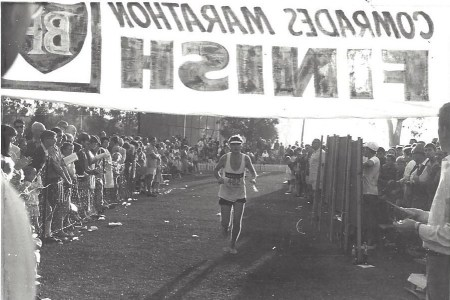 COMRADES FINISH 1968