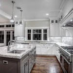 Marble Kitchen Island Granite Countertop White Finish For Vintage Kitchen Design Ideas Small Kitchen Countertop Ideas With White Cabinets E1515578988374 The Marble Man