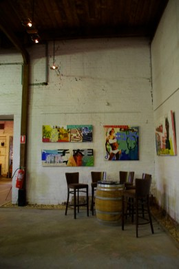 Cellar door Yering Station