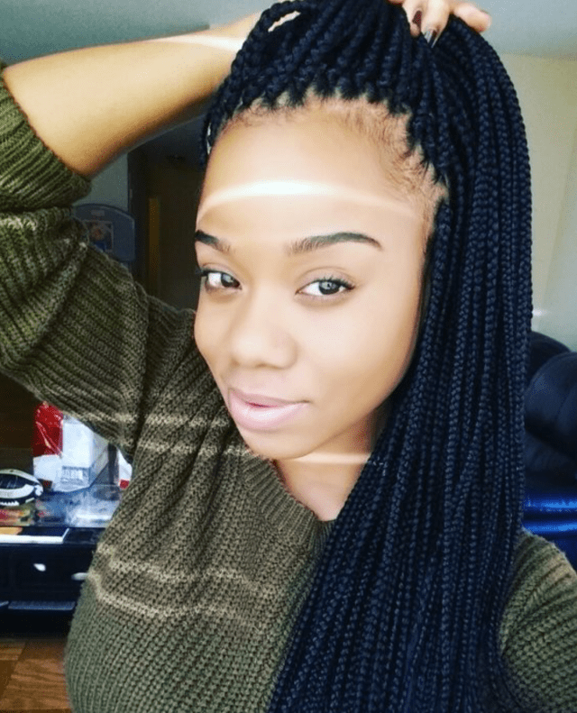 a natural hair guide to protective styling for the summer