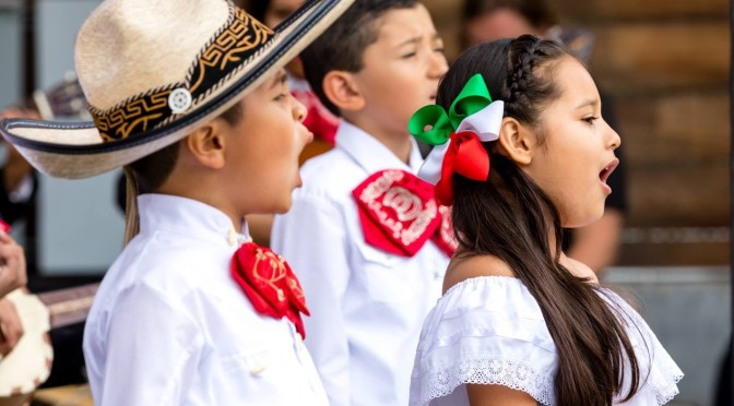 The Mariachi Conservatory Community Ensemble Celebrates Mexican Independence Day!