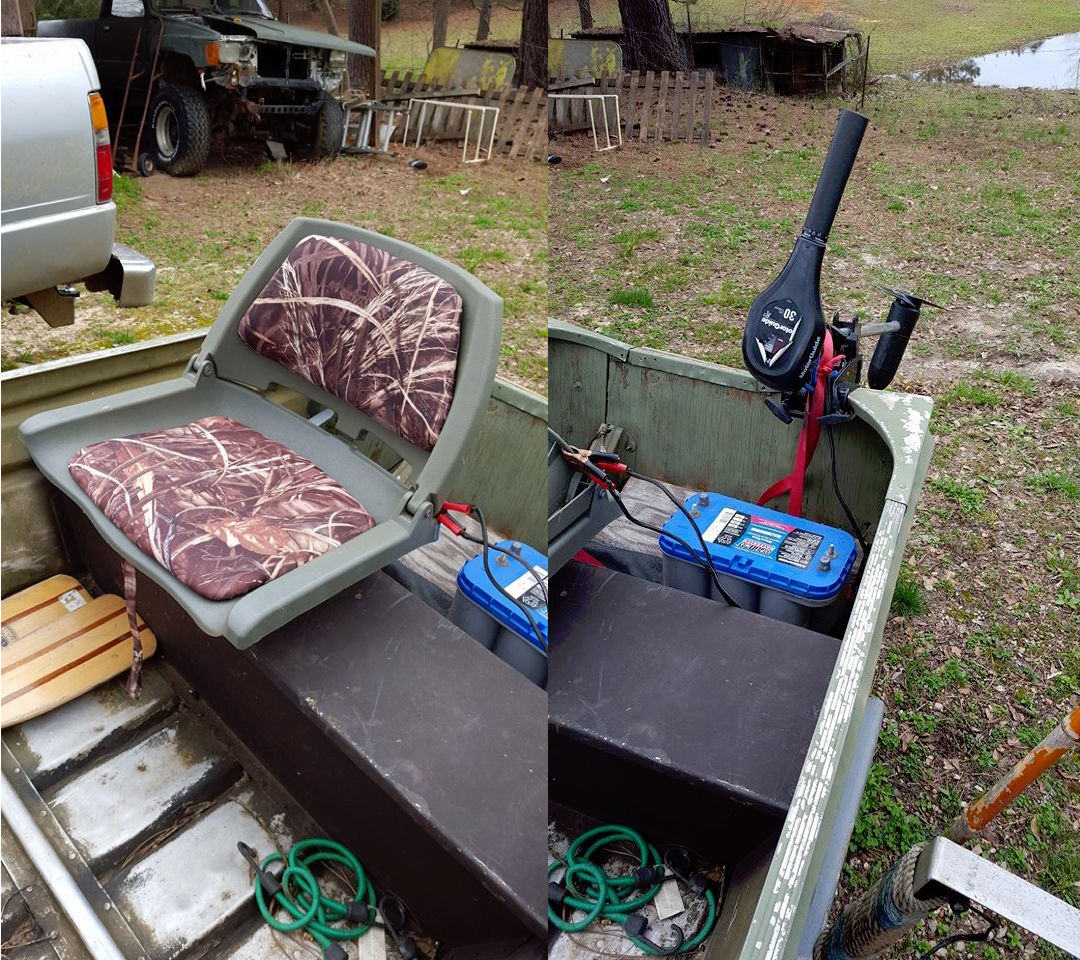 hight resolution of dealing with a dead boat battery