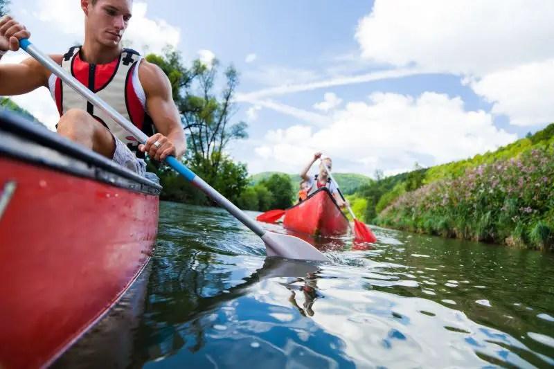 Canoe Rental in Central Florida
