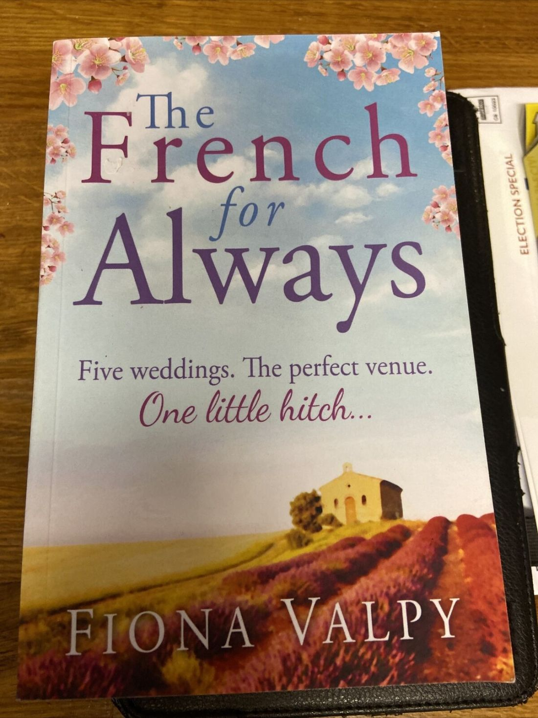 what i read in april french for always book review