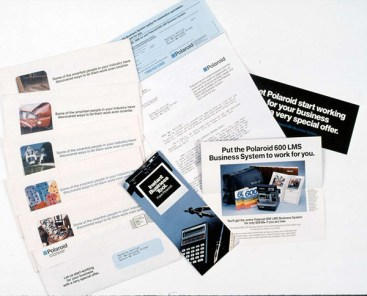 B2B Direct Mail Campaign