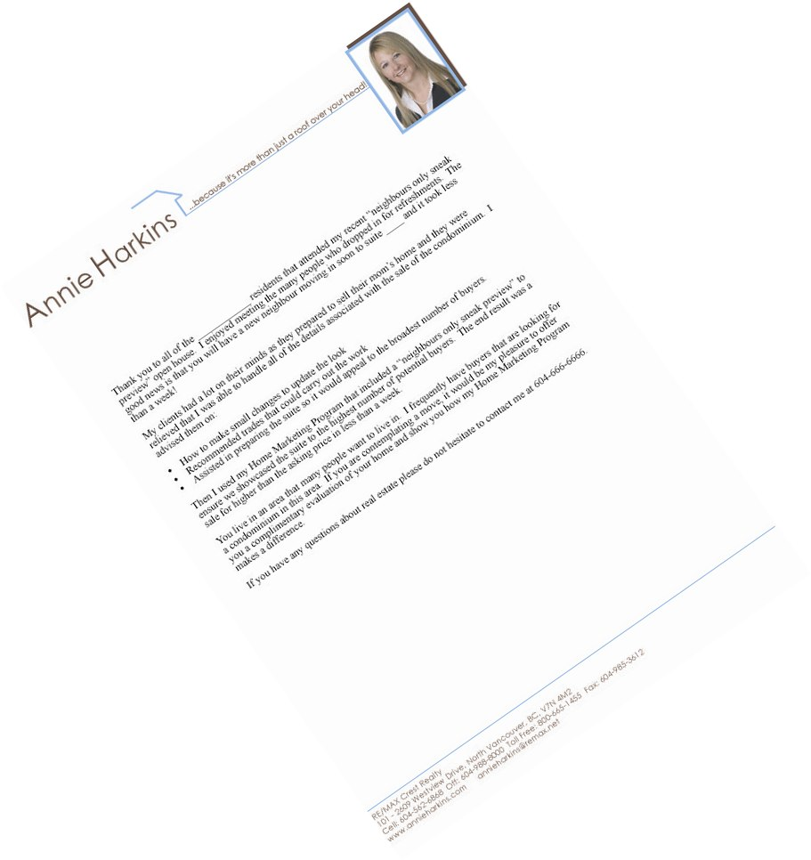 Writing an Effective Marketing Letter