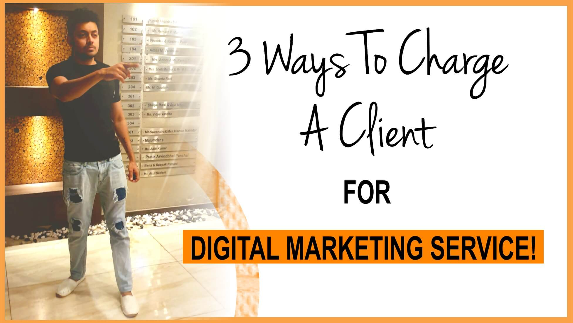 3 Ways To Charge A Client For Digital Marketing Service Karan Dharamsi The Marketing Nerdz