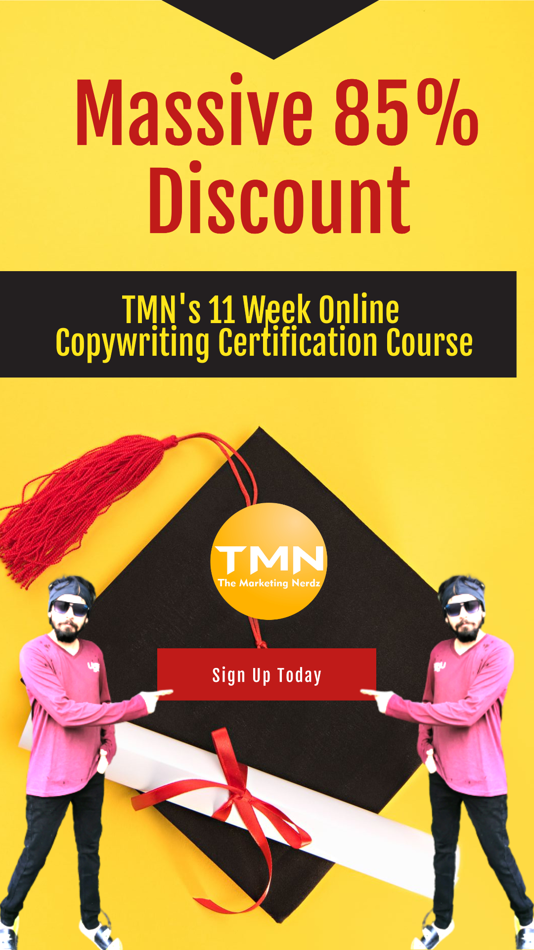TMN's Copywriting Course