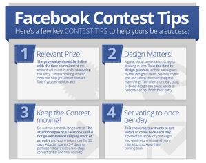 contest tips for facebook