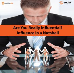 social media influence in a nutshell