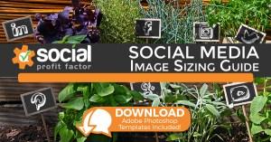 social media image sizing guide facebook twitter instagram linkedin pinterest