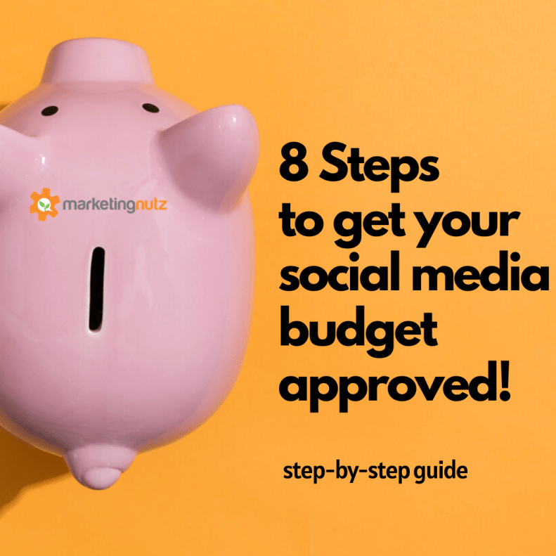 How to Get Social Media Digital Marketing Budget Approved