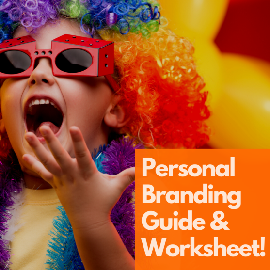 Personal Branding Guide & Worksheet