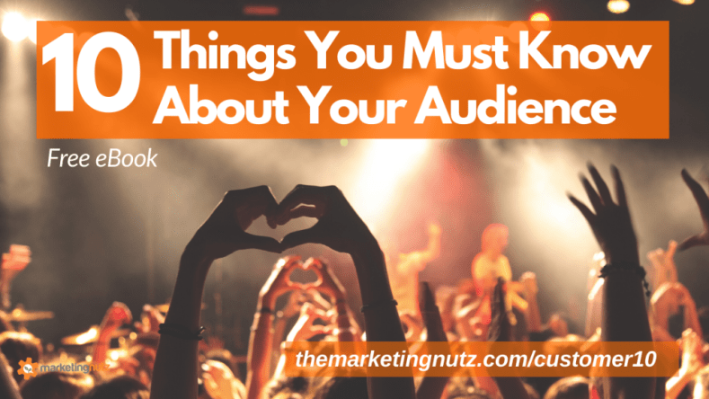 Do You KNOW Your Customer? 10 Things YOU Must Know About Your Audience
