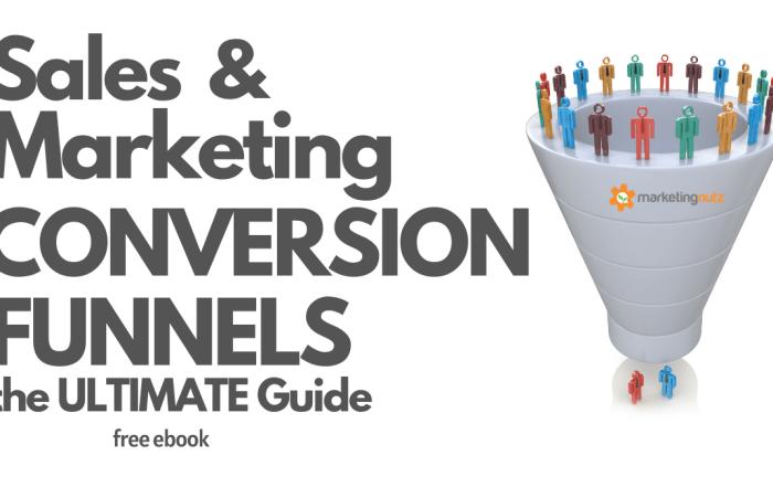 Marketing Conversion Funnel Template Guide