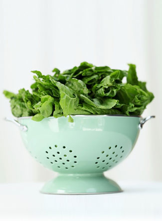 Selecting and Storing Spinach