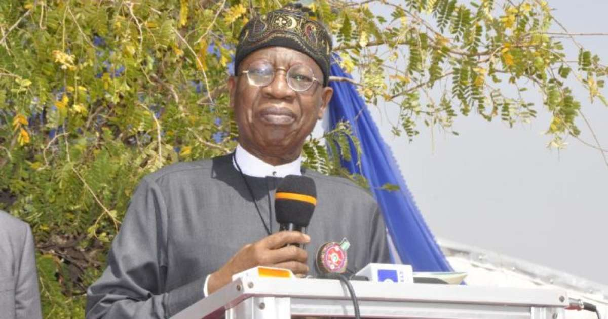 World leaders want to do business with Nigeria- Lai Mohammed - Business