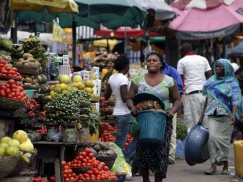 Nigeria's inflation rate edges down to 11.25% in March 2019
