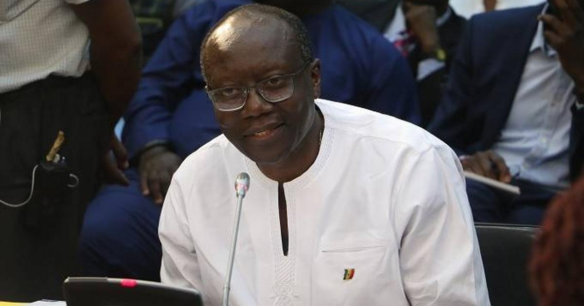 Ghana's Finance minister says the cleanup of savings and loans sector will begin before September 2019