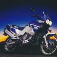 1990 Yamaha XTZ 750 Super Ténéré