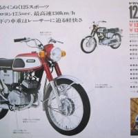 Yamaha 125 Sports.
